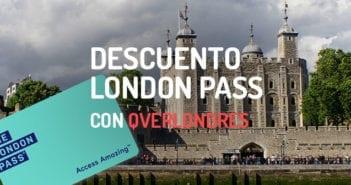 Descuento London Pass