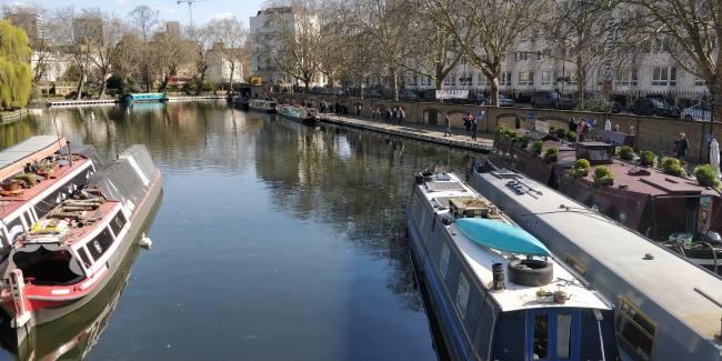 pequeña venecia de Londres