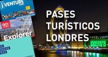 Pases turisticos Londres