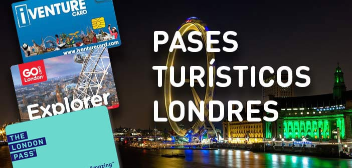 Pases turisticos Londres