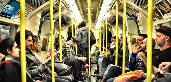 Vagón metro de Londres