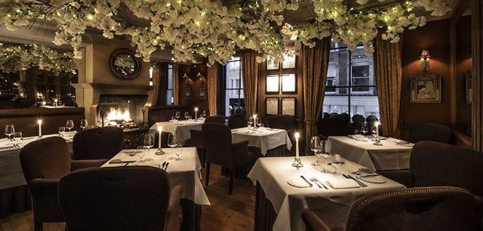 Restaurantes Románticos Londres