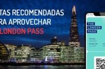 Rutas para London Pass