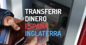 Transferir Dinero España Inglaterra