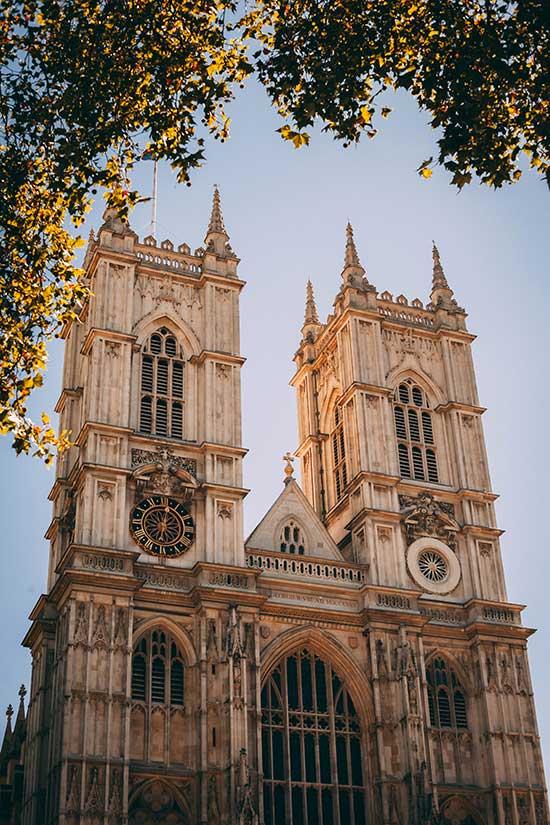 Visitar la Abadía de Westminster
