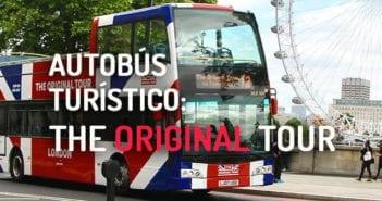 Autobús turístico Original Tour
