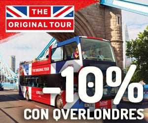 Descuento Autobús turístico Londres