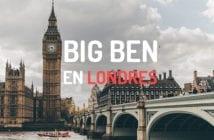 Visitar Big Ben