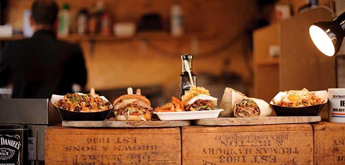 Dónde comer Camden Town