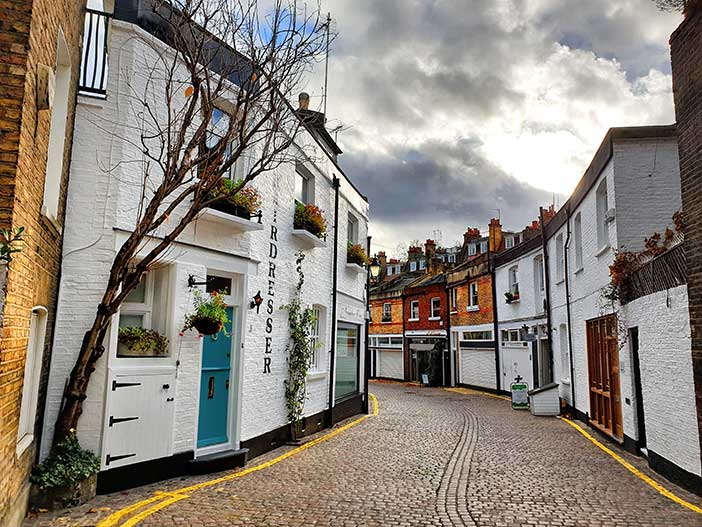 Mews Kensington Londres