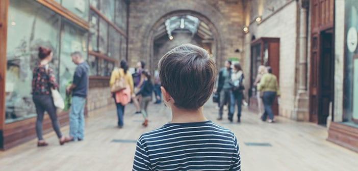 Visitar Museo Historia Natural de Londres con niños