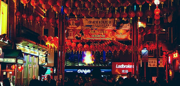 Qué hacer en Chinatown en Londres