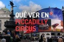 Qué ver en Piccadilly Circus