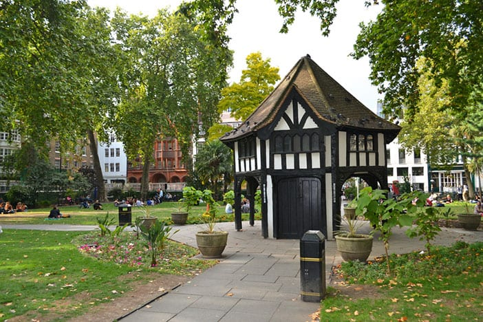 Soho Londres Soho Square