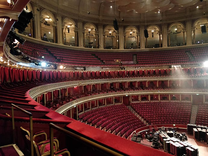 Visitar Royal Albert Hall