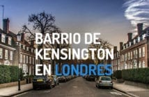 Barrio de Kensington en Londres