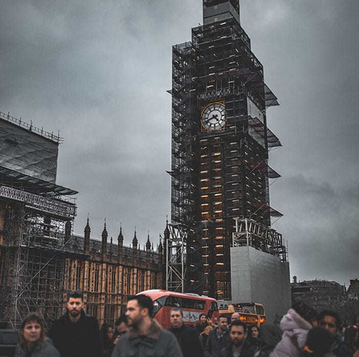 Big Ben El Reloj Más Importante De Londres Guía De Londres 2020