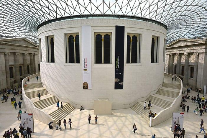 Qué ver en Londres Museo Británico Londres