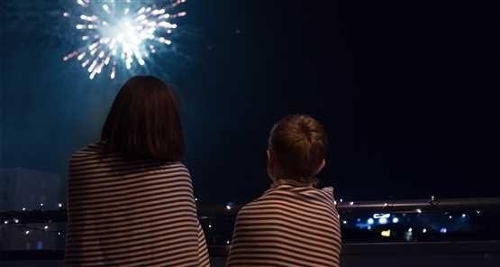 crucero Nochevieja Londres con niños