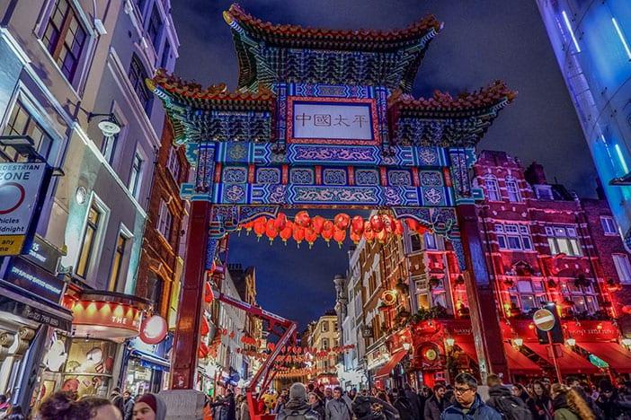 Qué ver en Chinatown Londres