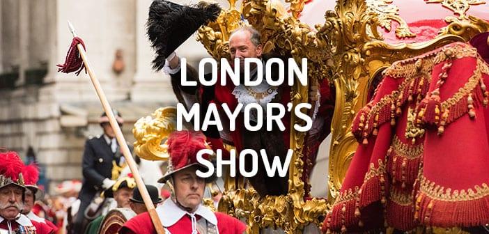 London Mayor's Show Londres