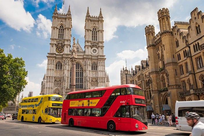 Abadía de Westminster Londres 3 días