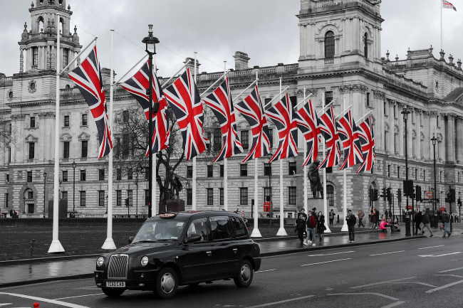 Taxi en Londres - Black Cab
