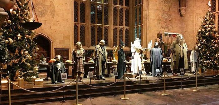 Qué ver Estudios Warner Bros Harry Potter - Trajes