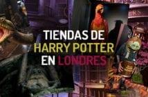 Tienda Harry Potter Londres