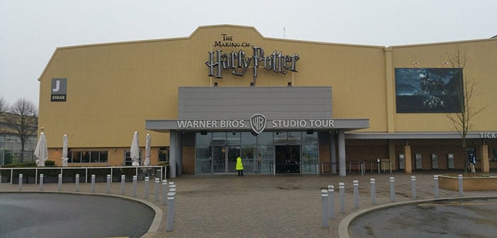 Estudios Harry Potter en Londres